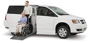 pacifica, wheelchair van, ramp van, accessible van, in motion mobility, Amerivan, WHEELCHAIR VAN SALES, RENTAL AND SERVICE OF MIAMI