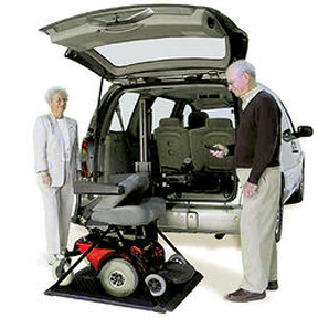 Wheelchair and Scooter Lifts