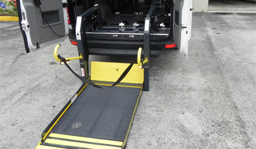 wheelchair van, wheelchair accessible vehicle, ramp van, commercial wheelchair