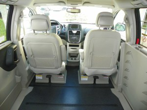 ElDorado Mobility, wheelchair van, ramp van, accessible van, mobility van