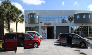 in motion mobility, wheelchair van, ramp van, accessible van, van conversion, wheelchair lift, mobility van, WHEELCHAIR VAN SALES, RENTAL AND SERVICE OF MIAMI, wheelchair vans